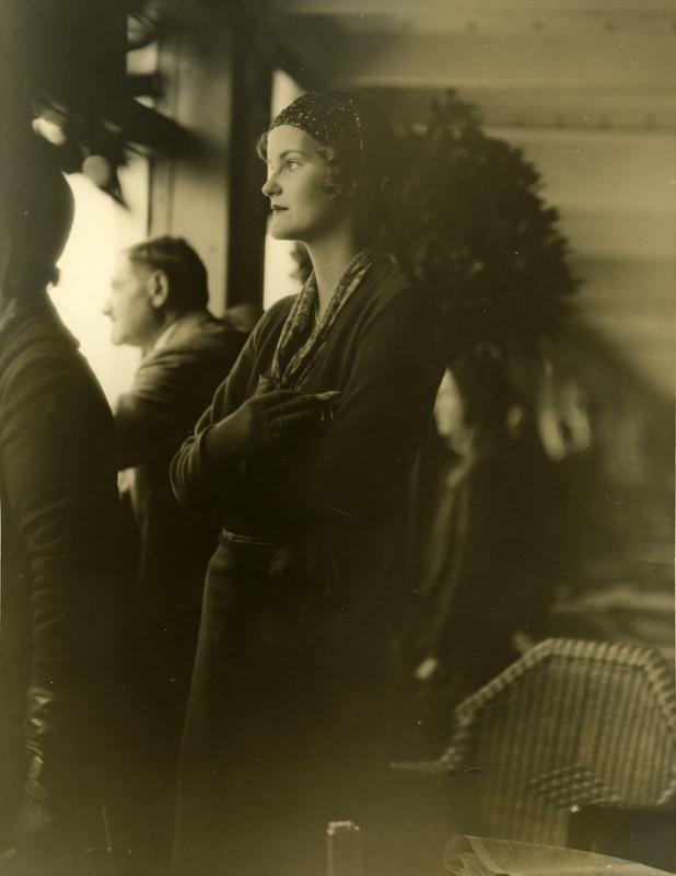 Doris Duke, 1930s