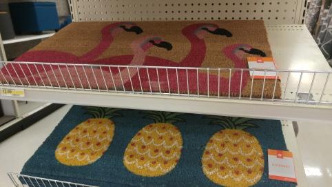 Motif Doormats (Available at Target)