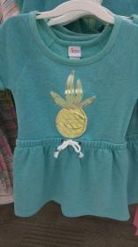Toddler Pineapples at Target