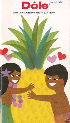 For the love of pineapple