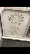 Pineapple Op Art!